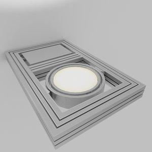 light aixlight kardaframe wall 3d max