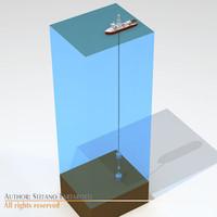 Lower marine riser package cap
