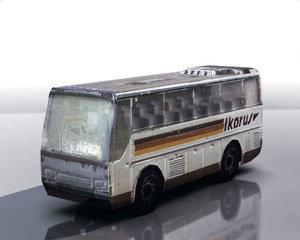 matchbox toy bus ikarus max