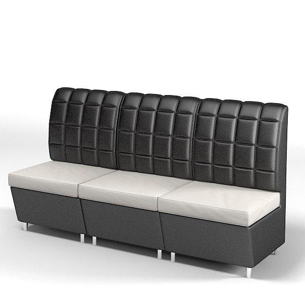 modern contemporary sofa 3ds