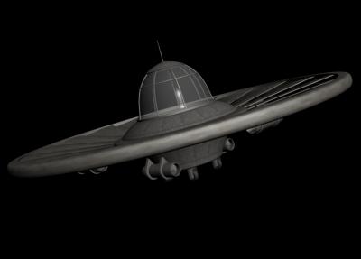 schriever-habermohl flying disc 3d model