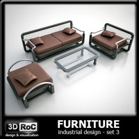 x design furniture set sofa