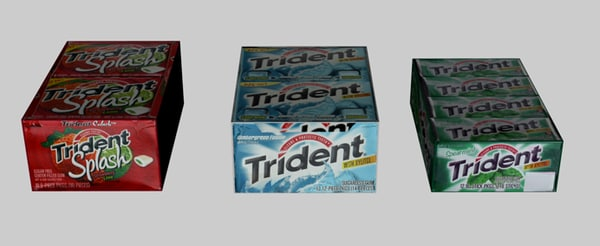 trident products c4d