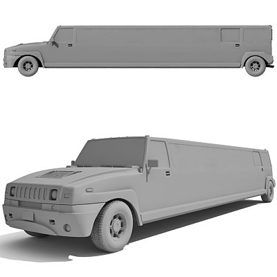 hummer limousine max