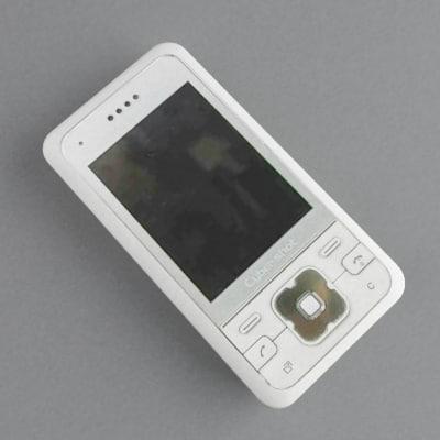 sony ericsson c903 3d model