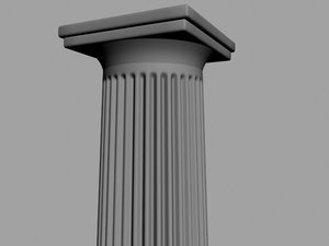 doric column max