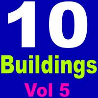 3dsmax 10 buildings