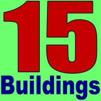 3dsmax 15 buildings