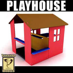 max play house playhouse