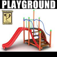 3ds playground ground