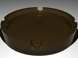 ashtray vob 3d 3ds