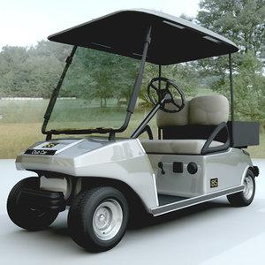 car club 3d model