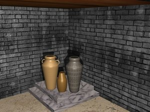 jugs 3d model