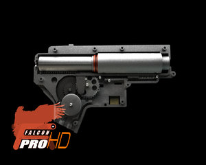 3d airsoftgun gearbox animation