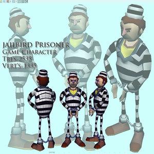 prisoner character man ma