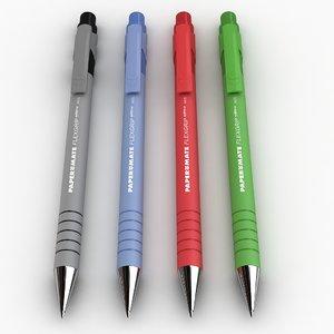 3d pen paper papermate