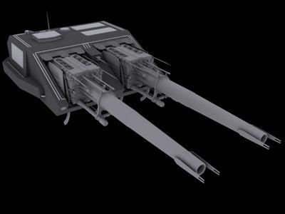 max artillery turret