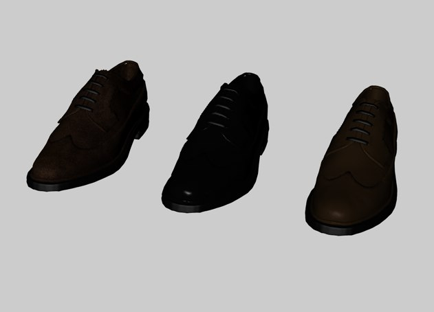 dress shoes dxf