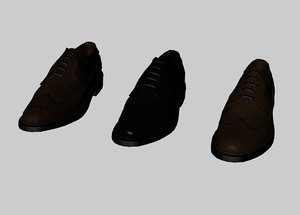 dress shoes dxf