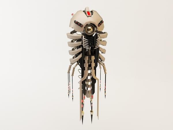 3d robot lr101