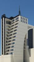 sant building 3d model