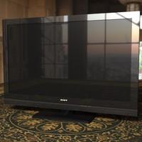 HDTV (Sony Bravia)
