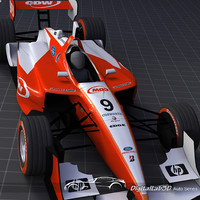 2006 Champ Car CDW-RuSport Team