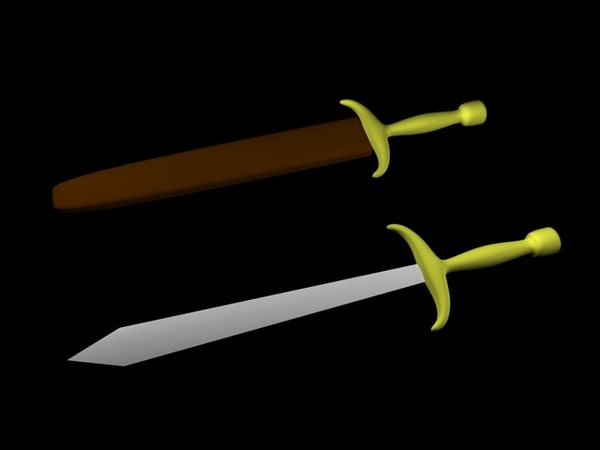 free 3ds mode short sword