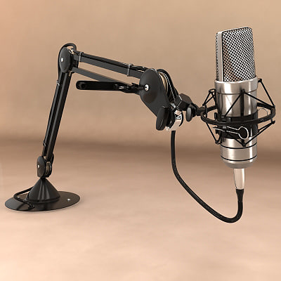 max recording microphone