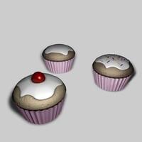 3dsmax cakes