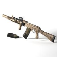 AK Custom Assault Rifle