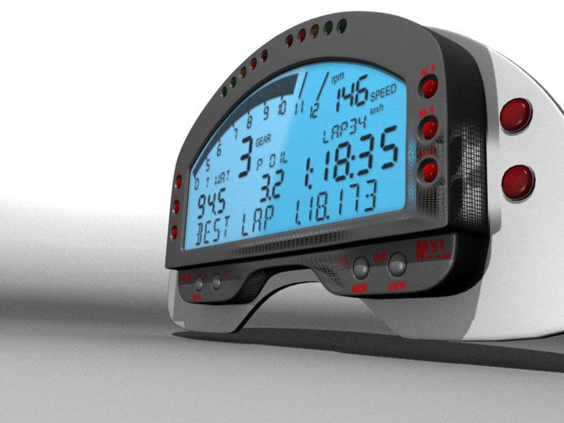 aim mxl digital 3d model