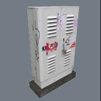 3d box utility model