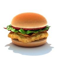 crispy chicken deluxe max