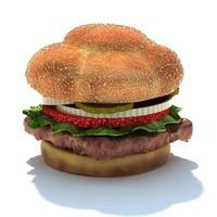 max single burger