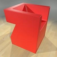 Zig Zag Seat