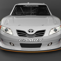 2010 nascar nationwide series 3d model