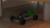 3d model rc buggy