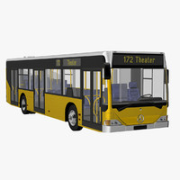 MB Citaro 3 door