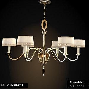 fine art lamps 3d 3ds