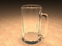 cinema4d beer mug