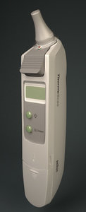 thermometer braun max