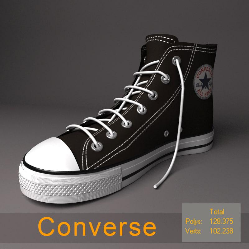 3ds max star converse