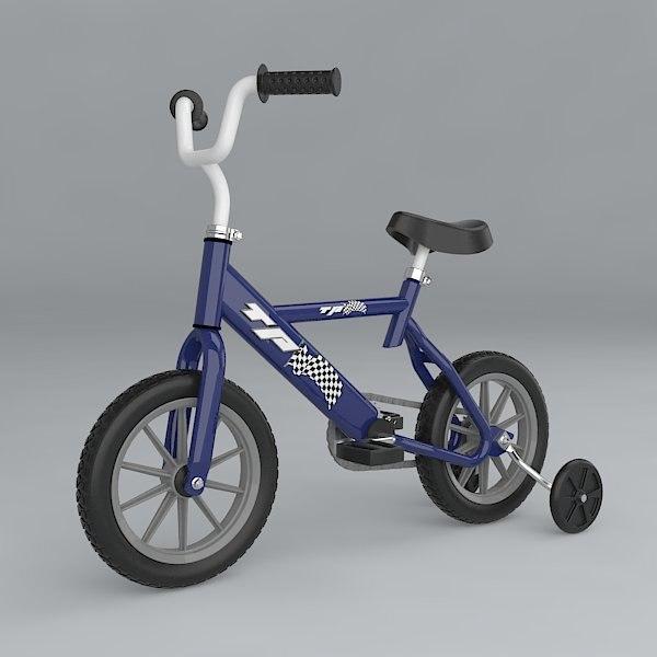 3ds child bike