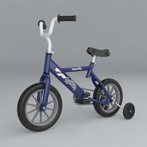 3ds child bike