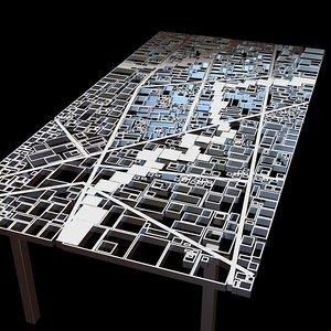 max new baghdad table edra