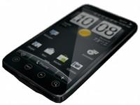HTC Evo lowpoly