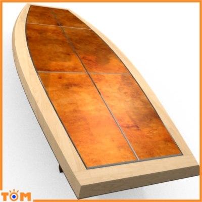 board blender wood 3d blend