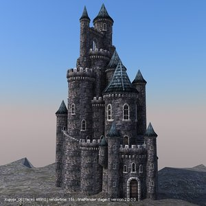 max castle medieval