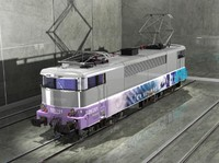 3d sncf en voyage locomotive